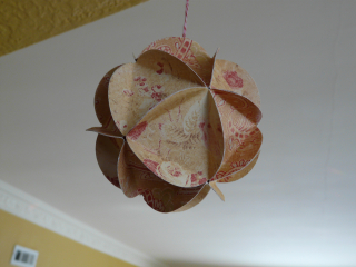 Paperglobe
